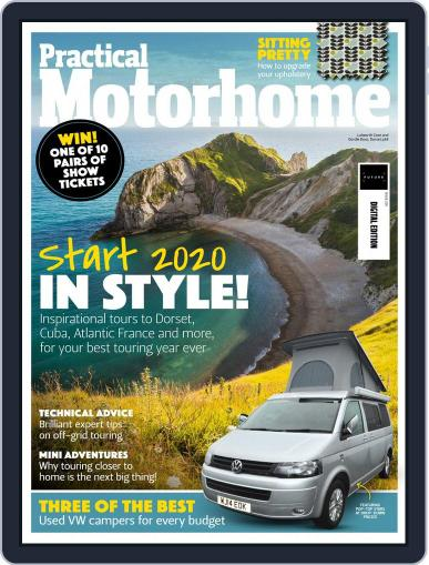 Practical Motorhome March 1st, 2020 Digital Back Issue Cover