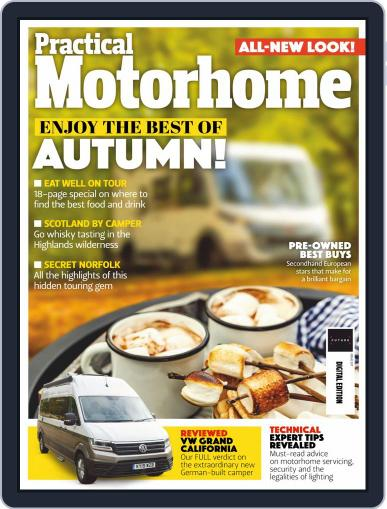 Practical Motorhome (Digital) January 1st, 2020 Issue Cover