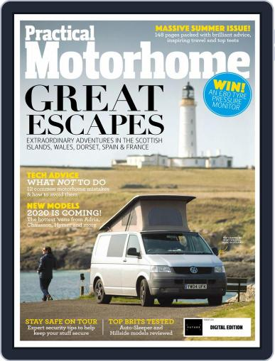 Practical Motorhome (Digital) September 1st, 2019 Issue Cover