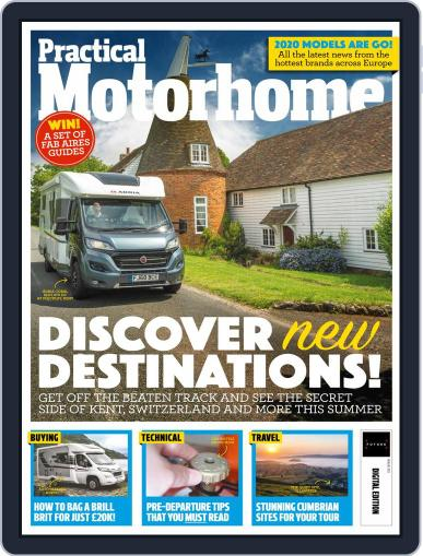 Practical Motorhome (Digital) August 15th, 2019 Issue Cover
