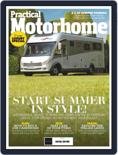 Practical Motorhome August 1st, 2019 Digital Back Issue Cover
