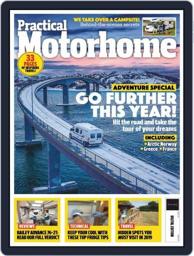 Practical Motorhome (Digital) June 1st, 2019 Issue Cover