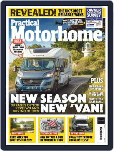 Practical Motorhome (Digital) April 1st, 2019 Issue Cover