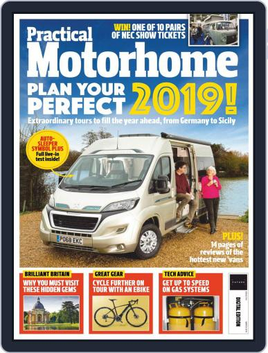 Practical Motorhome (Digital) March 1st, 2019 Issue Cover