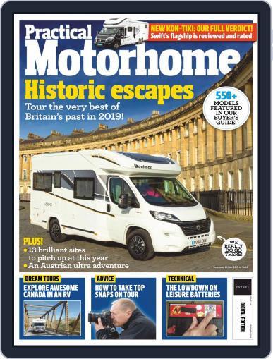 Practical Motorhome (Digital) February 1st, 2019 Issue Cover
