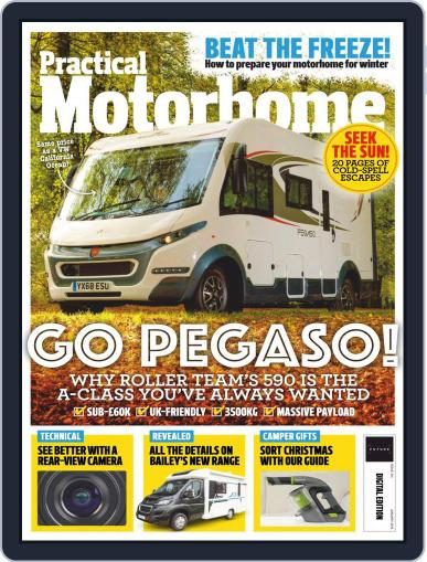Practical Motorhome (Digital) January 1st, 2019 Issue Cover