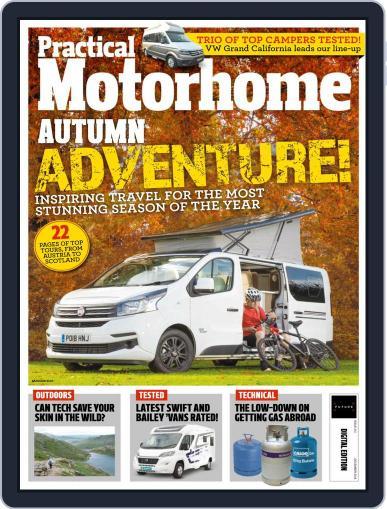 Practical Motorhome (Digital) December 1st, 2018 Issue Cover
