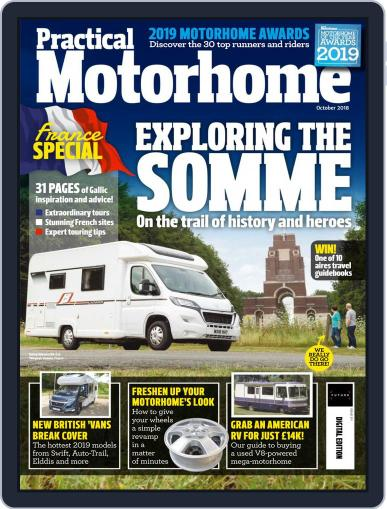 Practical Motorhome (Digital) October 1st, 2018 Issue Cover
