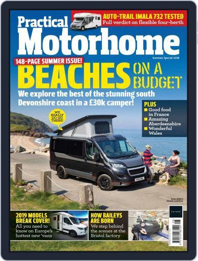 Practical Motorhome (Digital) September 2nd, 2018 Issue Cover