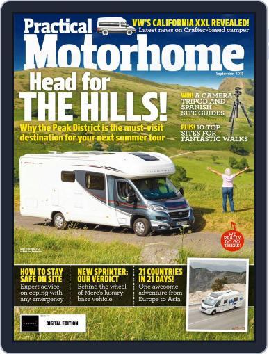 Practical Motorhome (Digital) September 1st, 2018 Issue Cover