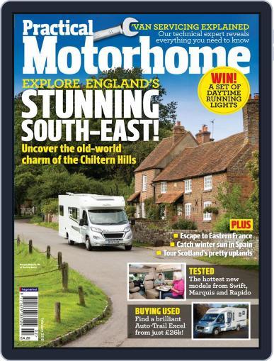 Practical Motorhome (Digital) February 1st, 2018 Issue Cover