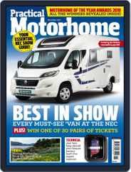 Practical Motorhome (Digital) Subscription November 1st, 2017 Issue