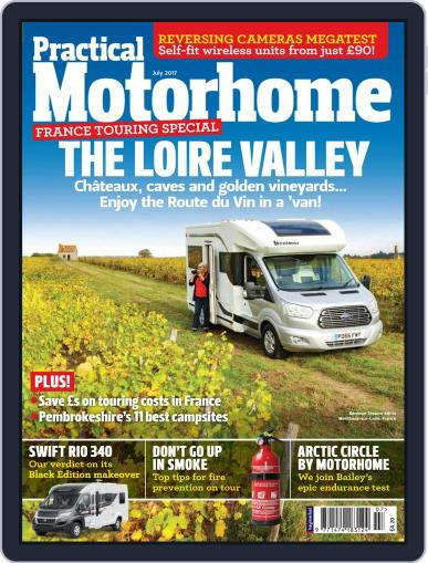 Practical Motorhome (Digital) July 1st, 2017 Issue Cover