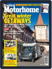Practical Motorhome (Digital) Subscription January 1st, 2017 Issue