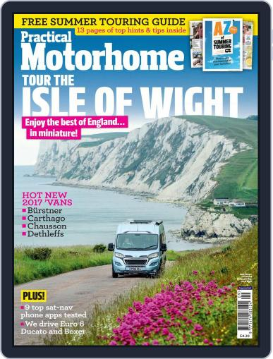 Practical Motorhome (Digital) July 28th, 2016 Issue Cover