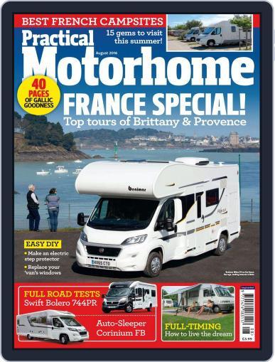 Practical Motorhome (Digital) June 2nd, 2016 Issue Cover