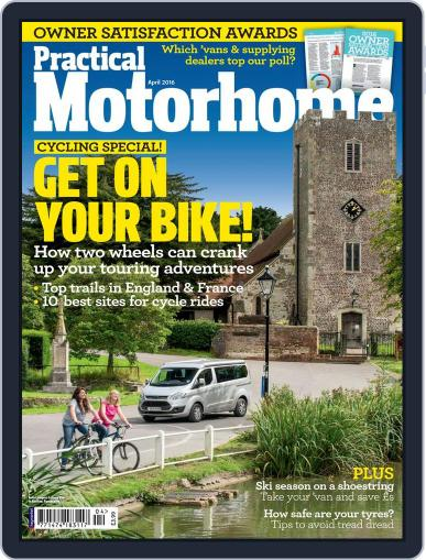 Practical Motorhome (Digital) February 11th, 2016 Issue Cover