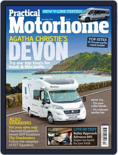 Practical Motorhome (Digital) December 1st, 2015 Issue Cover
