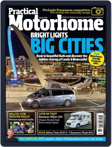 Practical Motorhome (Digital) June 3rd, 2015 Issue Cover