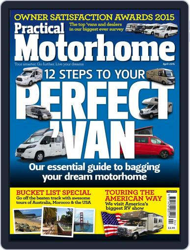 Practical Motorhome (Digital) February 11th, 2015 Issue Cover