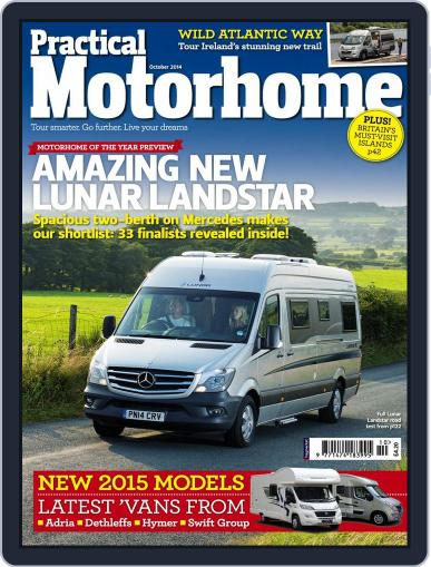 Practical Motorhome (Digital) August 28th, 2014 Issue Cover