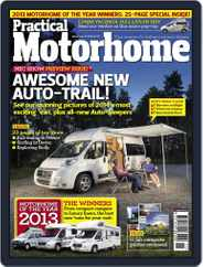 Practical Motorhome (Digital) Subscription September 25th, 2013 Issue