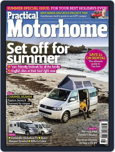 Practical Motorhome (Digital) July 3rd, 2013 Issue Cover