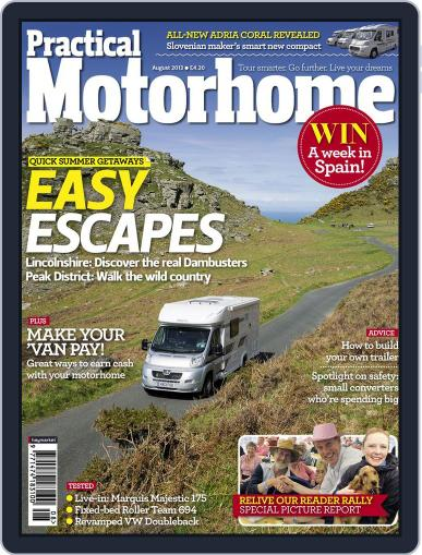 Practical Motorhome (Digital) June 5th, 2013 Issue Cover