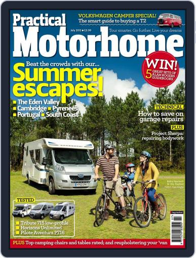 Practical Motorhome May 14th, 2012 Digital Back Issue Cover
