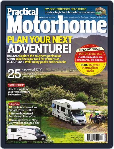 Practical Motorhome (Digital) December 21st, 2011 Issue Cover