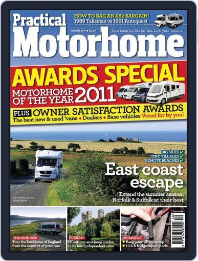 Practical Motorhome (Digital) September 1st, 2011 Issue Cover