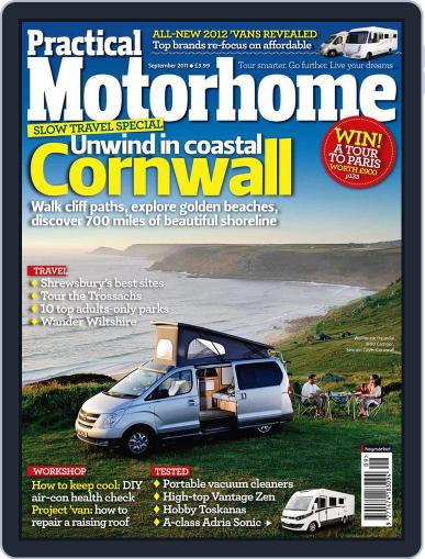 Practical Motorhome (Digital) July 6th, 2011 Issue Cover