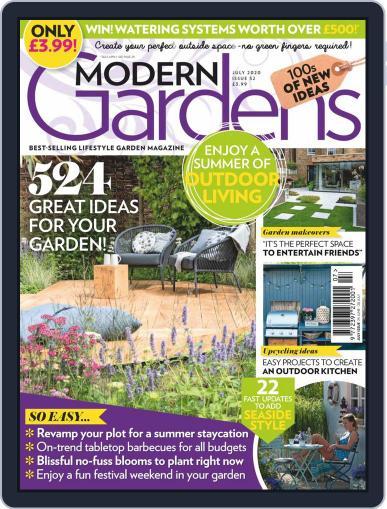 Modern Gardens (Digital) July 1st, 2020 Issue Cover