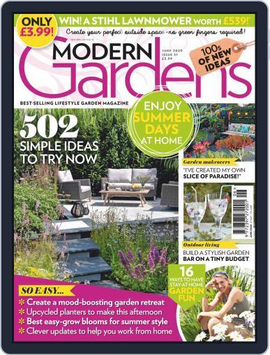Modern Gardens (Digital) June 1st, 2020 Issue Cover