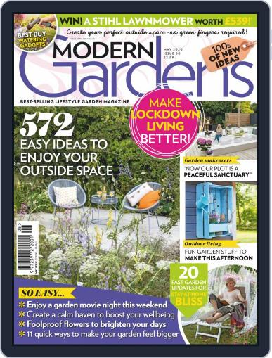 Modern Gardens May 1st, 2020 Digital Back Issue Cover