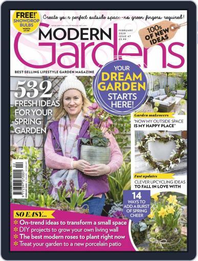 Modern Gardens (Digital) February 1st, 2020 Issue Cover