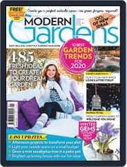 Modern Gardens (Digital) Subscription January 1st, 2020 Issue
