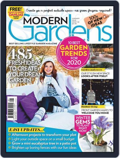 Modern Gardens (Digital) January 1st, 2020 Issue Cover