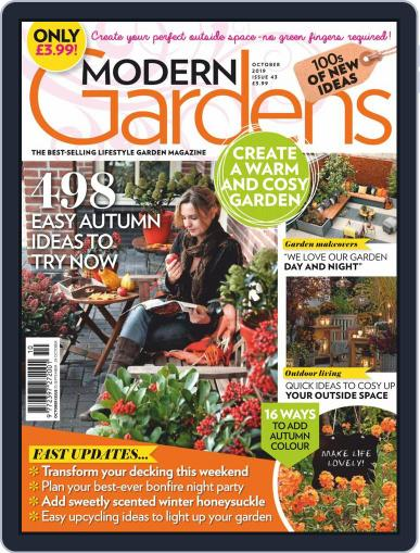 Modern Gardens (Digital) October 1st, 2019 Issue Cover