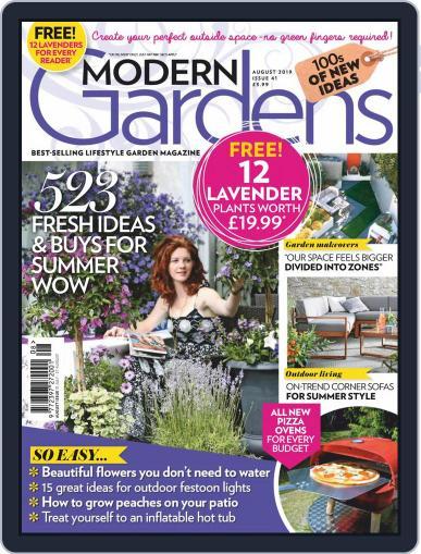 Modern Gardens (Digital) August 1st, 2019 Issue Cover