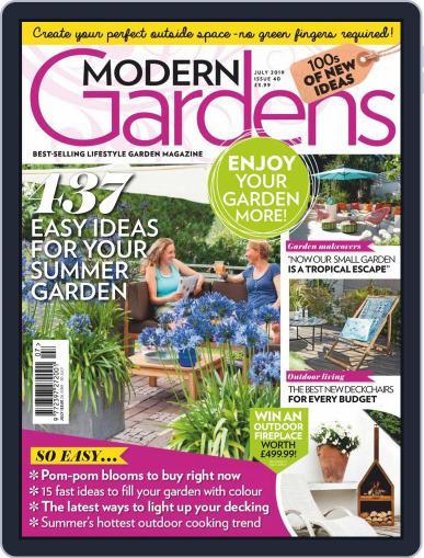 Modern Gardens July 1st, 2019 Digital Back Issue Cover