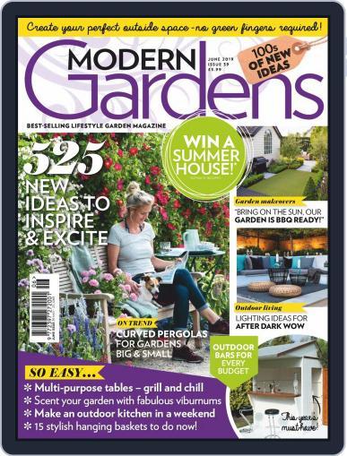 Modern Gardens (Digital) June 1st, 2019 Issue Cover