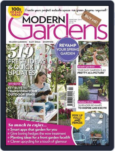 Modern Gardens (Digital) February 1st, 2019 Issue Cover