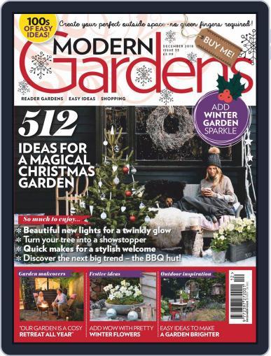Modern Gardens December 1st, 2018 Digital Back Issue Cover