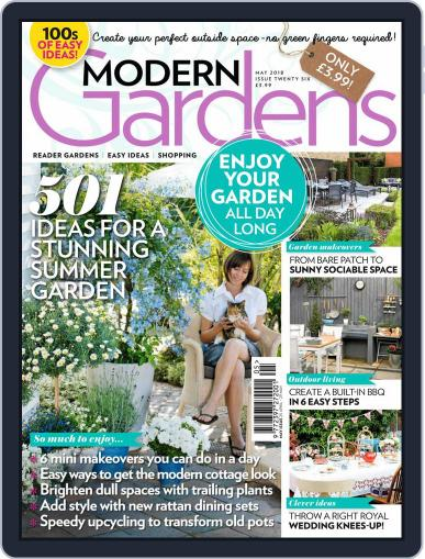 Modern Gardens (Digital) May 1st, 2018 Issue Cover
