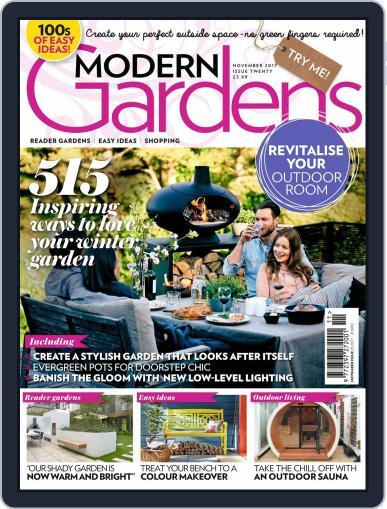 Modern Gardens (Digital) November 1st, 2017 Issue Cover
