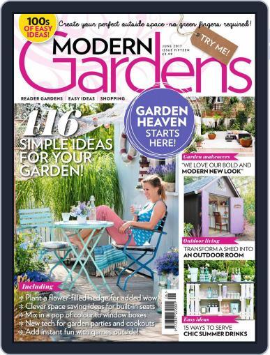 Modern Gardens June 1st, 2017 Digital Back Issue Cover