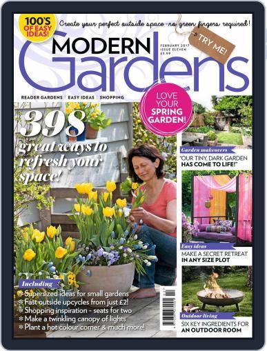 Modern Gardens (Digital) February 1st, 2017 Issue Cover