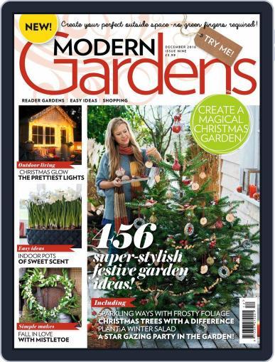 Modern Gardens (Digital) December 1st, 2016 Issue Cover