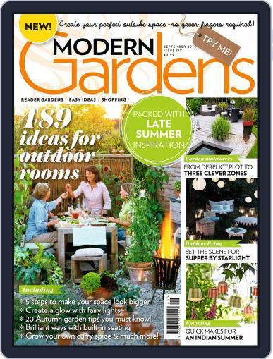 Modern Gardens September 1st, 2016 Digital Back Issue Cover